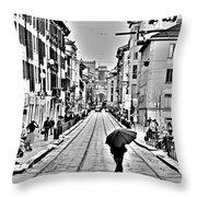 Milano Vintage Throw Pillow