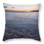 Mild Throw Pillow