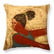 Mildred - Tile Throw Pillow