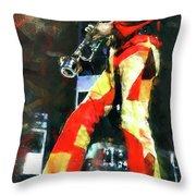 Miles Davis - 08 Throw Pillow