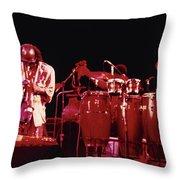 Miles Davis Image 7 Throw Pillow