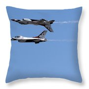 Military 6 Throw Pillow