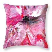 Milkwood Pinwheel Abstract Throw Pillow