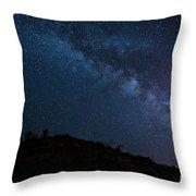 Milky Way 1 Throw Pillow