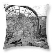 Mill IIi Throw Pillow