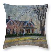 Miller-seabaugh House  Throw Pillow