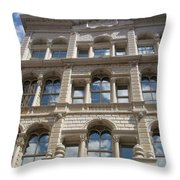 Milwaukee Cloud Reflections Throw Pillow