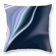 Mind Borders Throw Pillow