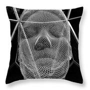 Mind Expansion  Throw Pillow