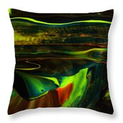 Mind Puzzle Throw Pillow