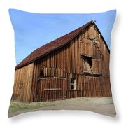 Minden Barn 5 Throw Pillow