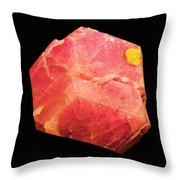 Minereality #2 Grossular Throw Pillow