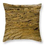 Minerva Terrace Detail 6 Throw Pillow