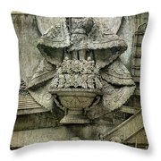 Minor Basilica Of The Holy Child Throw Pillow