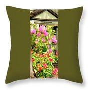 Minthorn Hall Vp Throw Pillow
