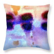 Mirage Throw Pillow