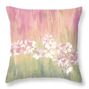 Mirage Throw Pillow by Don  Wright