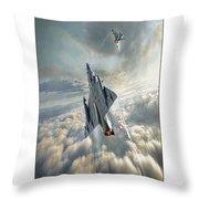 Mirage IIi   Throw Pillow