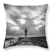 Mirror Mirror Is Water The Reason Of It All.. Throw Pillow