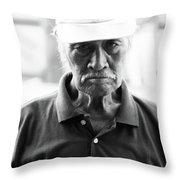 Miserable Sod Throw Pillow