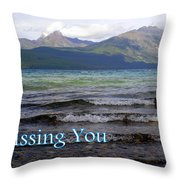 Missing You 1 Throw Pillow