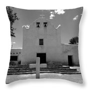 Mission San Jose Throw Pillow