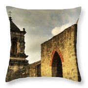 Mission San Jose I Throw Pillow