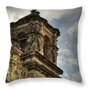 Mission San Jose V Throw Pillow
