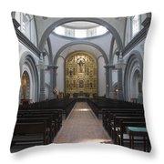 Mission San Juan Capistrano 2 Throw Pillow