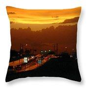 Missouri 291 Throw Pillow