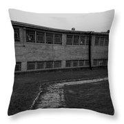 Missouri Prision Throw Pillow