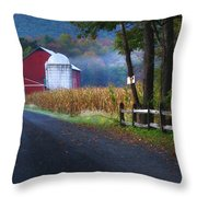 Misty Lavelle Throw Pillow