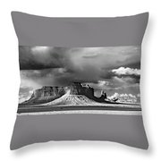 Mittens And Beyond Three Throw Pillow