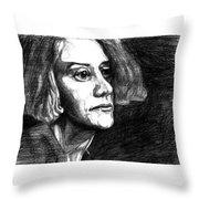 Mitya. 2014 Throw Pillow