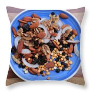 Mix-and-match Snack Throw Pillow