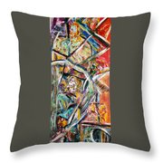 Mix And Match Throw Pillow