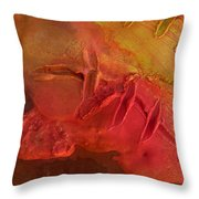 Mixed Media 06 By Rafi Talby Throw Pillow