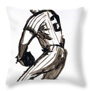 Mlb The Pitcher Throw Pillow