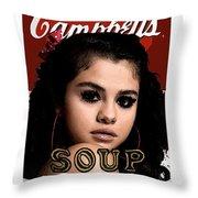 Mm Mm Good S G Throw Pillow