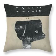 Mmxvii Memories No 2  Throw Pillow