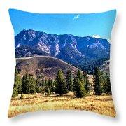 Moab Utah 1 Throw Pillow