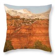 Moab Utah Throw Pillow