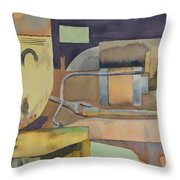 Model 60 Throw Pillow