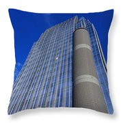 Modern Architecture II Throw Pillow