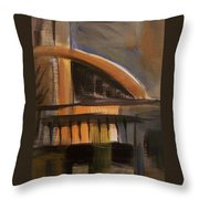 Modern Architecure 2 Throw Pillow
