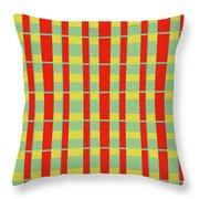Modern Art 25 Throw Pillow