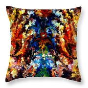 Modern Composition 13 Throw Pillow