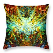 Modern Composition 16 Throw Pillow