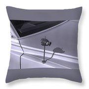Modern Primitive Throw Pillow