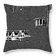 Modern Warfare Throw Pillow